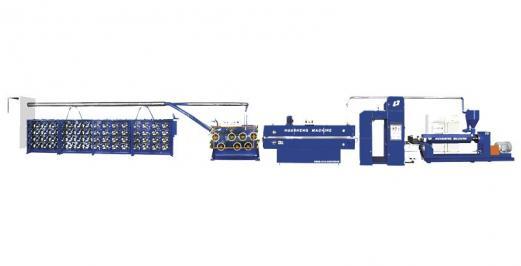 SJPL-GSeries plastic extrusion flat film flat wire unit
